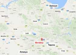 Boraboy Gölü Nerede?