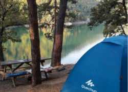 Boraboy Gölü Kamp ve Piknik